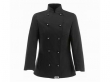 GIACCA CUOCO BLACK WOMAN SLIM FIT     M